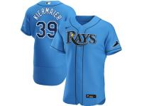 Men's Tampa Bay Rays Kevin Kiermaier Nike Light Blue Alternate 2020 Player Jersey